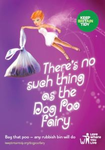 Dog Poo Fairy Portrait