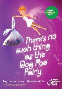 Dog Poo Fairy Portrait