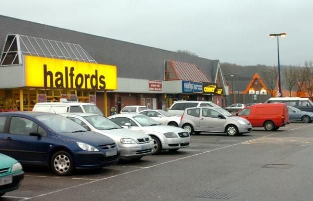 The Pavilion Retail Park in Lewes Road is set for a £6 million makeover.