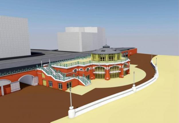 The Shelter Hall plans for Brighton seafront