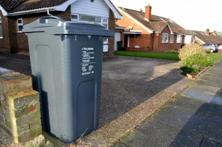 60,000 Brighton and Hove homes could soon be getting recycling wheelie bins.
